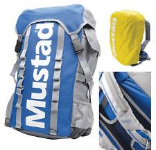 Mustad Sea Fishing Shoulder Strap 35L Capacity Fishing Rucksack Bag 30X19X50cms
