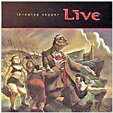LIVE - Throwing copper - CD Album