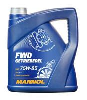 4L MANNOL Semi Synthetic Manual Transmission Gear Oil 75W-85, GL-4, MT-1, L 2105