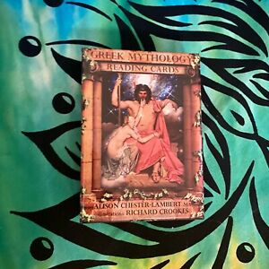 Greek Mythology Reading Cards by Alison Chester-Lambert (2018)