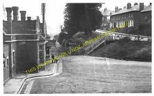 Brentwood & Warley Railway Station Photo. Harold Wood - Shenfield & Hutton ()