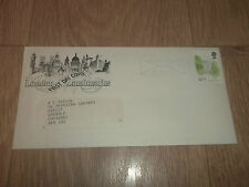 FIRST DAY COVER ROYAL MAIL LONDON LANDMARKS ~ 7 MAY 1980