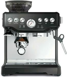 Sage The Barista Express SES875UK Bean to Cup Coffee Machine Black Kitchen~~
