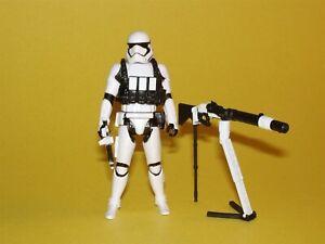 Star Wars TFA Amazon First Order Legion Set Heavy Artillery Stormtrooper Loose
