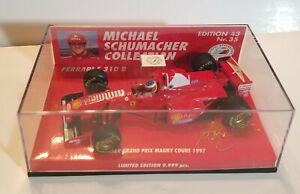 Minichamps Michael Schumacher Collection Nr 35 Ltd Edition Ferrari F 310 B 1:43