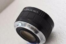 Canon EOS DSLR AF Digital fit x2 teleconverter Autofocus MC7 tele converter 2x 2