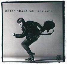 Cuts Like a Knife Bryan Adams Very Good IMPORT Single