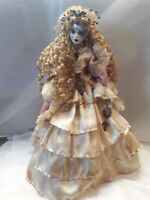 "Sinisterly Sissy's 'Gaia' Undead, Spooky, Creepy, Haunted, Gothic,Witch,22"" inch"