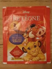 Disney's The Lion King 1994 Panini Stickers Unopened Pack