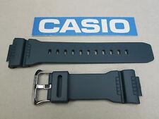 Genuine Casio G-Shock G-Rescue G-7900-2 watch band navy blue rubber resin
