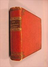 Rares altes Poesiealbum in Buchform Biedermeierzeit von 1845