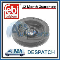 Peugeot 206 307 406 607 807 Partner Boxer 1.9 2.0 2.2 HDi Crankshaft Belt Pulley
