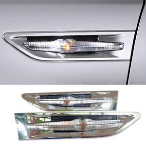 OEM Genuine Parts Chrome Fender Light Lamp Bulb Type For KIA 2011-2015 Optima K5