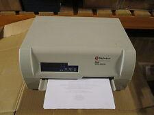 Tally Genicom 5040 Serial T5040 PARALLEL + SERIAL + USB Matrix Banking Printer