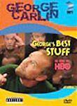 GEORGE CARLIN , GEORGE'S BEST STUFF AS SEEN ON HBO LIKE NEW IN ORIGINAL CASE DVD