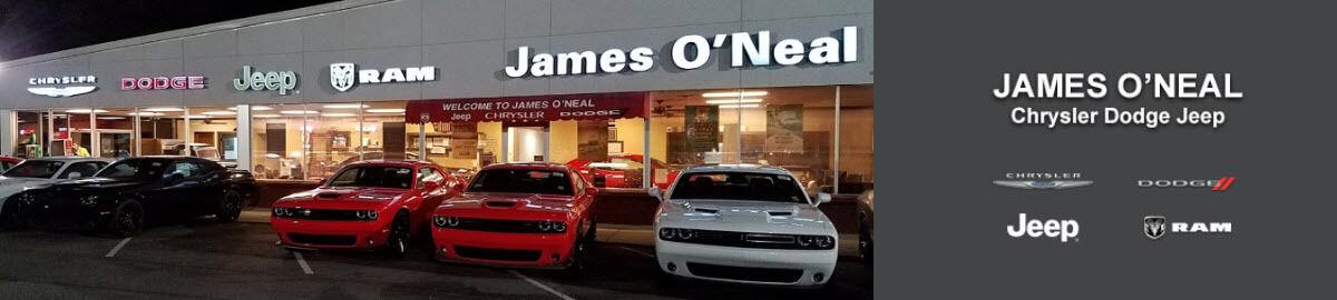 James O'Neal Chrysler Jeep Dodge