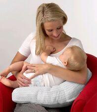 Baby Studio Breast Feeding Pillow - Chevron Breastfeeding Support Cushion