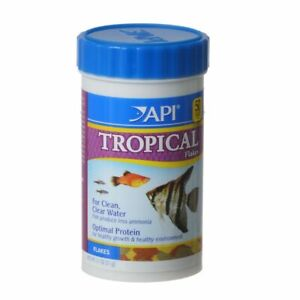 LM API Tropical Premium Flake Food 1.1 oz
