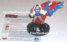 SUPERMAN #049 Superman Wonder Woman DC HeroClix Super Rare
