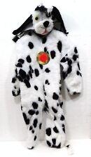 La carica dei 101 - vestito di carnevale DALMATA - 6/12 mesi-Tuta con cappuccio