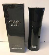 ARMANI CODE GIORGIO ARMANI 2.5OZ EDT MEN