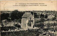 CPA  Tombeau de Soeur Marie-Bernard Soubious (Bernadette) á la Maison.. (456989)