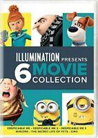 Illumination Presents: 6-Movie Collection (DVD, 2018)