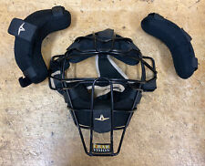 ALL-STAR Baseball Catchers Mask DELTA Protective Gear Face Mask I BAR VISION