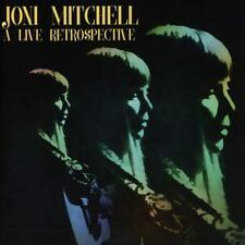 Joni Mitchell - A Live Retrospective (2018)  2CD  NEW/SEALED  SPEEDYPOST