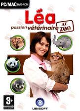 Léa Passion Vétérinaire au zoo, jeu pc neuf sans cellophane