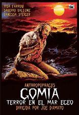 GOMIA, EL TERROR DEL MAR EGEO - ANTROPOPHAGUS