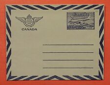 Dr Who Canada Aerogramme Unused C216078
