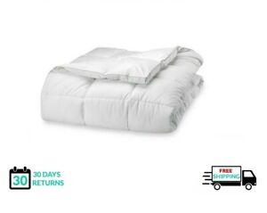 Claritin Ultimate Allergen Barrier TWIN down-alternative Comforter in White