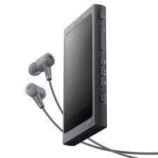 Sony NW-A45HN Walkman With High-Resolution Audio-Gris Noir