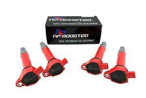 4 Pack Performance Ignition Coils for 2007-17 Dodge Jeep Chrysler 1.8L 2.0L 2.4L