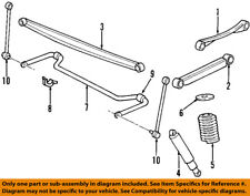FORD OEM Rear-Upper Control Arm F85Z5500AA