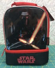 STAR WARS Thermos Dual Lunch Kit  Lunch box Authentic Thermos Brand NWT