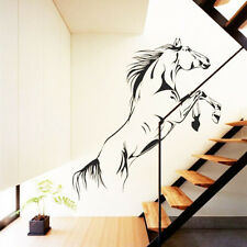 Removable Wall Sticker Horse Mounted Troops Decal Mural Home Decor