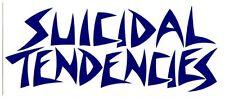 Suicidal Tendencies Skateboard Sticker skate snow surf board bmx guitar van ipad