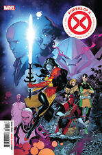 POWERS OF X #1 (OF 6) 1ST PRINT (31/07/2019)