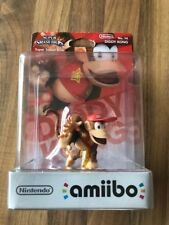 NINTENDO AMIIBO -    DIDDY KONG N°14  Super Smash Bros       NEUF / NEW