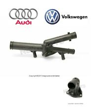 For Audi Q7 Volkswagen Passat 3.6L V6 SET of Thermostat Housing & Cover Genuine