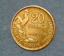 20 FRANCS Georges Guiraud 1950 F.401/1 - SUP+++
