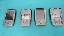 Lot Of 4 Dell Axim X5 Hc01U Windows 2002 Handheld Pda Pocket Pc - No Battery