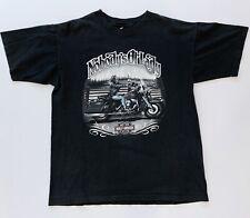 Vintage Harley Davidson Nobody's Old Lady shirt size single stitch