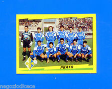 CALCIATORI PANINI 1996-97 Figurina-Sticker n. 577 - PRATO SQUADRA -New