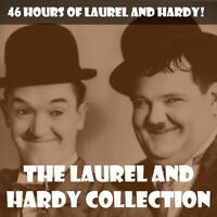 THE LAUREL AND HARDY COLLECTION - 48 HOURS OF CLASSIC COMEDY 😂 ON ONE DRIVE!