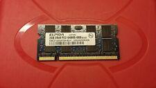 2GB DDR2 Laptop Memory PC2 - 6400s - 666
