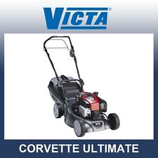 "Victa Corvette Ultimate Mower, 19"" Self Propelled, Electric Start, Briggs engine"