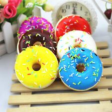 Cute Doughnut Squishy Scented Slow Rising Squeeze Stress Relief Charm Toy Gifts